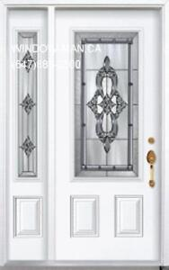 Front Door Entry SideLite  Best Pricing and Service