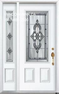 Entry SideLite Front Door  Contractor's Price
