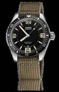 ORIS Divers Sixty-Five Available at GemBijou