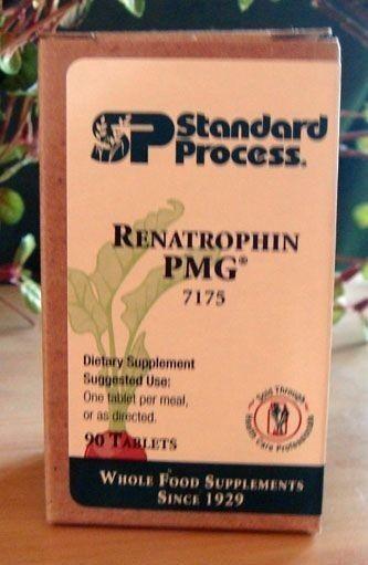 Standard Process RENATROPHIN PMG 90T 1