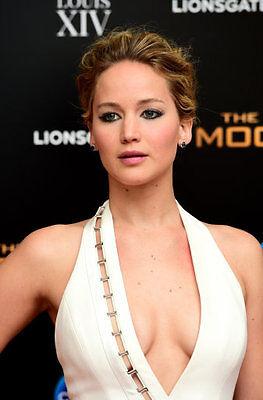 Actor Jennifer Lawrence; Ian West/PA Wire
