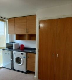 Semi Studio Flat with Shared Bathroom to Rent in Brownell Place in Ealing W7
