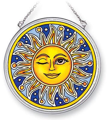 Украшения для стекол Celestial Wink Sun