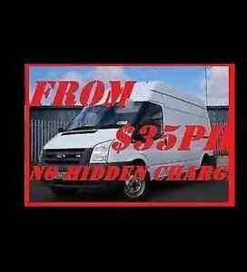 Cheap Mini Mover-Man with a Van Removalists service Parramatta Parramatta Area Preview