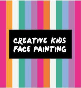 Creative Kids Face Painting Menai Sutherland Area Preview