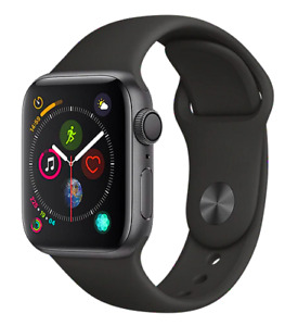 Apple Watch Series 4 GPS, 44mm Space Grey - BNIB - $620