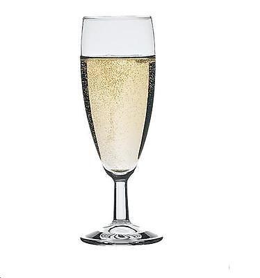 24x Sektgläser Trinkglas Champagner Gläser
