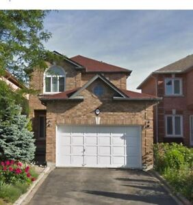 Detached home for rent-Vaughan
