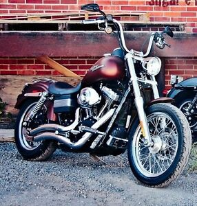 Harley Street Bob excellent condition
