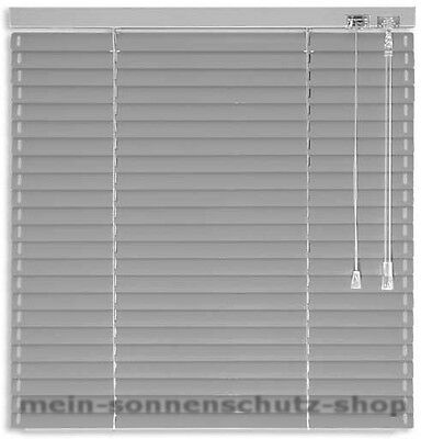 JALOUSIEN * Maßanfertigung * Aluminium Innen Jalousie nach Maß 15,50 €/m²