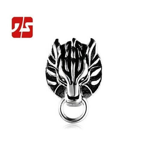Anime Final Fantasy Ear Ring Versus XIII 13 FF Cloud Strife Earrings 925 Silver