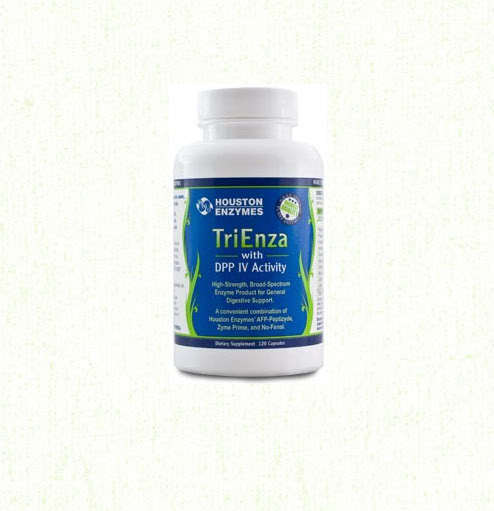 TriEnza 180 Capsules (90 Doses) - Houston Enzymes