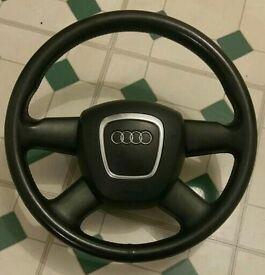 Audi se steering wheel