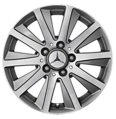 Mercedes-Benz original Alufelge 10 Speichen Rad A-/B-Klasse 6Jx16 ET46