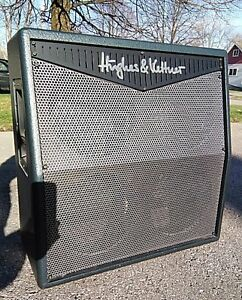 90's Hughes & Kettner TriAmp 4x12 unloaded