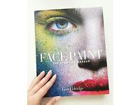 """""""Facepaint"""", by Lisa Eldridge - The History of Makeup book"""