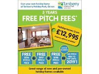 Turnberry Holiday Park Holiday Homes for Sale (Caravans)