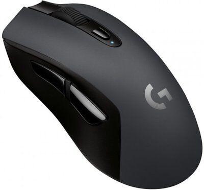 Logitech G603 Lightspeed Wireless USB Bluetooth OPTICAL Gaming Mouse 6 BUTTONS  (Logitech Usb-bluetooth)