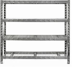 Gladiator shelving