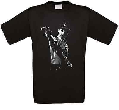 Zombie Undead (Rick Grimes TWD Zombie Undead Serie T-Shirt alle Größen NEU)