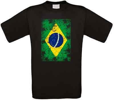Brasilien Brazil Brasil Rio de Janeiro Sao Paulo T-Shirt alle Größen NEU