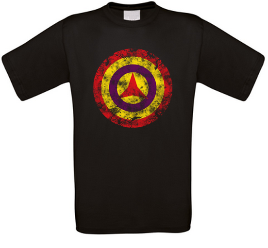 Internationale Brigaden Symbol No Pasaran Shirt