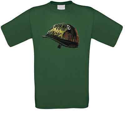 Full Metal Jacket Shirt (Full Metal Jacket Private Joker Kult Movie T-Shirt alle Größen NEU)