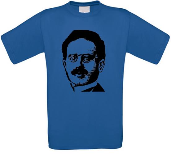 Karl Liebknecht Spartakusbund Kommunismus T-Shirt alle Größen NEU
