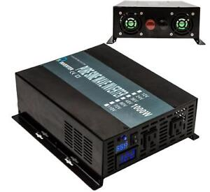 12v and 24v Pure Sine Power Inverters