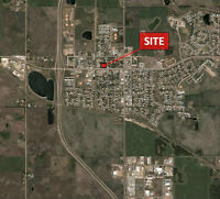 Commercial Land Downtown FOR SALE/LEASE
