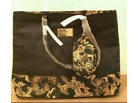 Versace Handbag with Detachable Purse