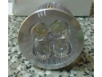 Joblot LED Bulbs GU10 Fittings Mixture Of Warm White / Cool White 311 LED Bulbs in Total