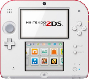 Nintendo 2DS Console and 9 Games