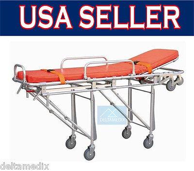 Medical Stretcher Belt Foldable Emergency Ambulance Fda Ce 191-mayday
