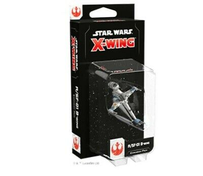 Star Wars X-Wing A/SF-01 B-Wing Rebel Alliance Brand New