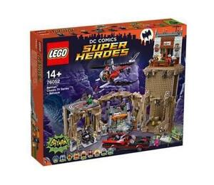 76052 LEGO Batman Classic TV Series - Batcave