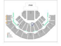Paw Patrol Tickets x 4 Birmingham Sat 12th Aug (10:30am) Block 6, Row B
