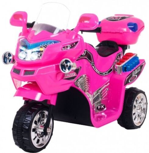 Kids Electric Motorcycle Battery Powered Bike Ride On Toy 3
