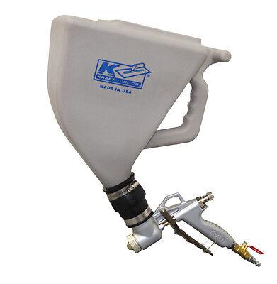 KRAFT EZY Deck Pro Hopper Gun Sprayer PC401 *NEW*