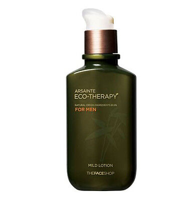 Face Therapy Lotion ([The Face Shop] Arsainte Eco-Therapy For Men Mild Lotion  160ml)