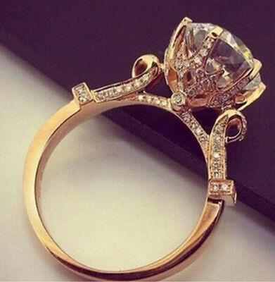 2.00ct Round Cut Edwardian Pave Diamond Engagement Ring - GIA Certified