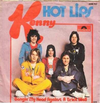 Lip Platte (Kenny - Hot Lips (7