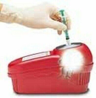 Bio Medical Sharpx Needle Destruction Unit Ndu Safe Disposal Sharps Home Health