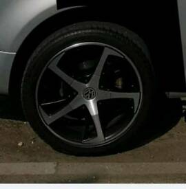 18inch alloy wheels for sale