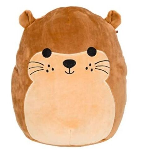 "Large 12"" Squishmallow Plush Stuffed Joanne Sea Otter Animal Pillow Doll Toy Kid"