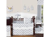 Nursery / cot bedding set