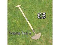 Gardening Tool - Edging Tool 2