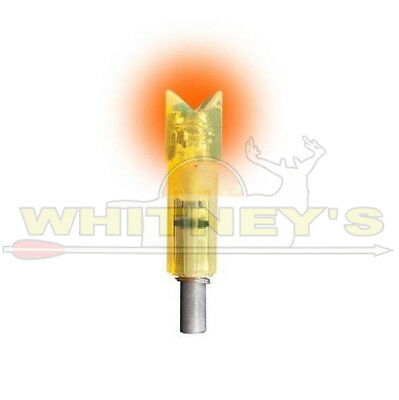 Burt Coyote Lumenok Lighted Crossbow / Xbow Bolt Nocks Red GTC1 - Single Nock
