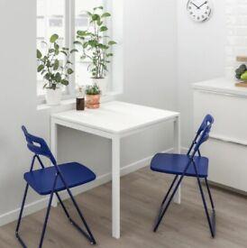 White Square Table - IKEA MELLTORP