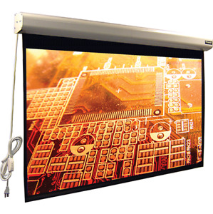 "106"" Motorized Projection Screen"